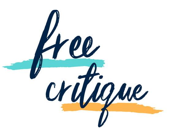 free writing critique