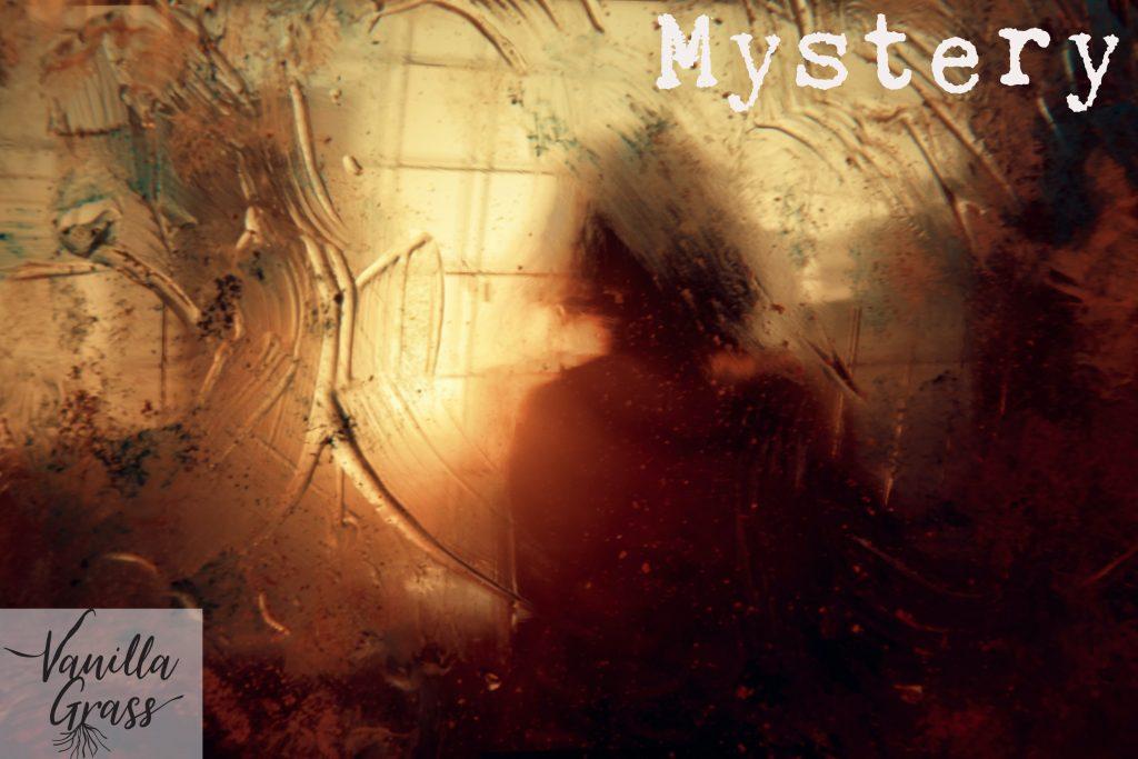 basic story plot #8: Mystery