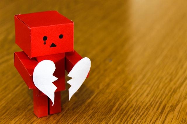 Don't get heartbroken over a rough book critique from an alpha or beta reader.
