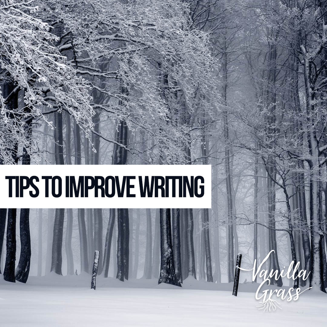 Tips to Improve writing