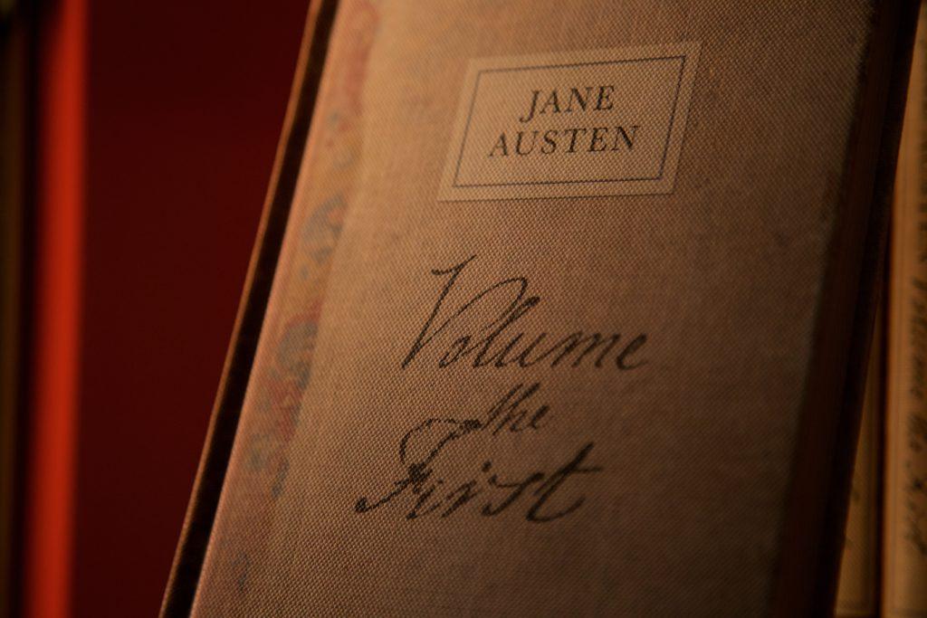 romance: trope: slow burn: Jane Austen: example