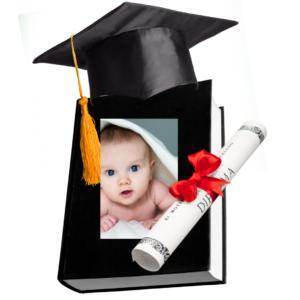 Baby Book Graduate